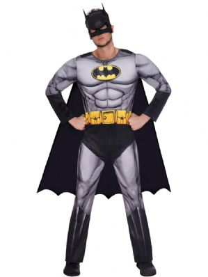 Batman Muscle Chest Costume XL